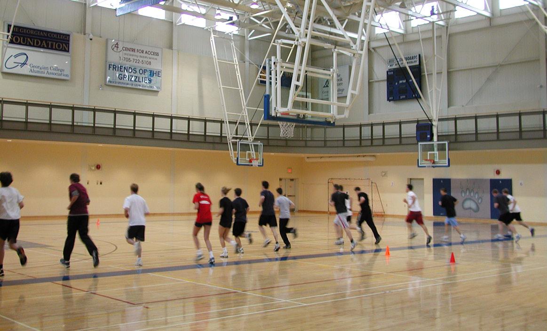 georgian college  gymnasium addition