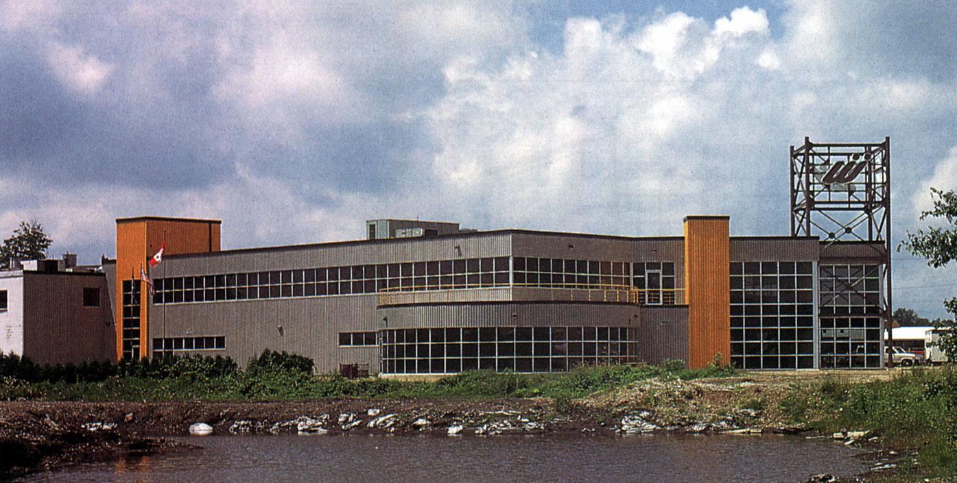 Wescast Industries Strasman Architects Inc